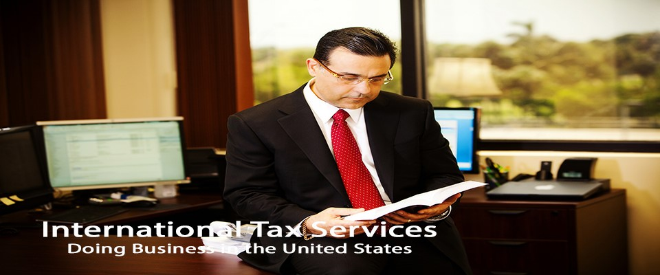 International Tax Services,International Tax,International Tax Accountant,Doing Business in the United States