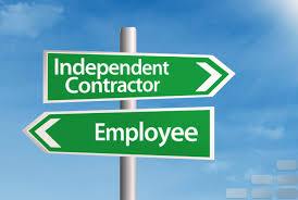 Independent Contractor of Employee